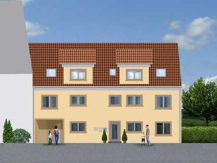 Wohnen im Zentrum von Reilingen - Neubauwohnanlage mit attraktiven Wohnungen - Wohnung Nr. 2