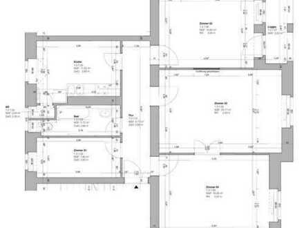 Schöne 4 Zimmer Wohnung Tegel (Reinickendorf) - Direkt U6