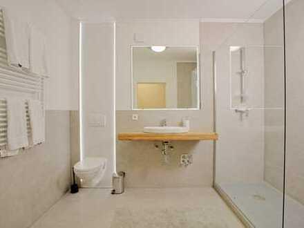 Möblierte Single-Wohnung im Zentrum von Metzingen