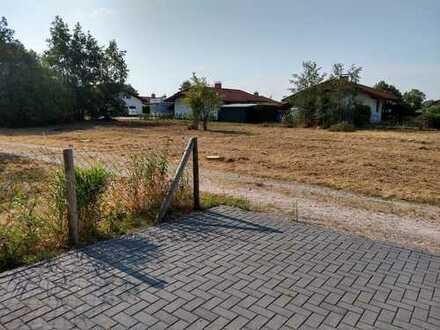 Grundstück für den Bau eines Ferienhauses