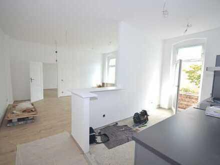 Wohnen am Schlesischen Tor - Möblierte 2 Zimmer AB-Wohnung