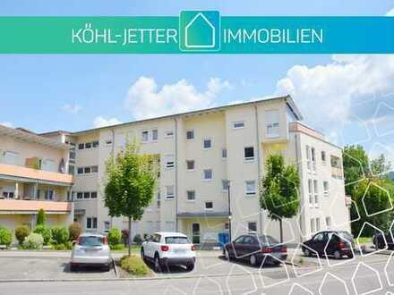 Gemütliche 1 Zi.-Whg. mit TG-Stellplatz in Balingen-Endingen!