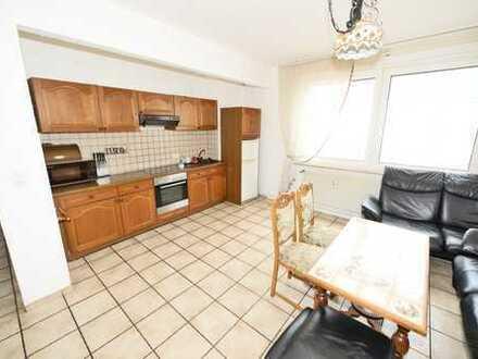 Geräumige und helle 3-Zimmer-Wohnung mit offener Wohnküche