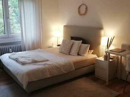 Stilvolle, sanierte 3-Zimmer-Wohnung mit Balkon in Offenbach