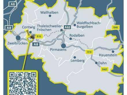 Industrie- und Gewerbegebiet Steitzhof - Nähe Zweibrücken