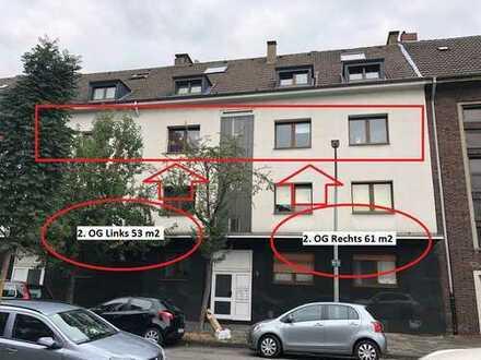 2 Zimmer Eigentumswohnung in sehr guter Lage Duisburg-Meiderich Provisionsfrei!