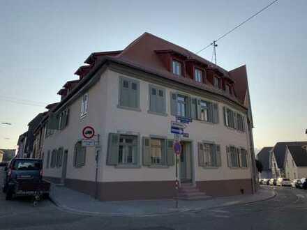 Denkmalobjekt: Wohnung im Herzen von Grötzingen