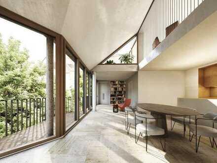 5-Zimmer Dachterrassen-Maisonette zwischen Gärtnerplatz und Isar
