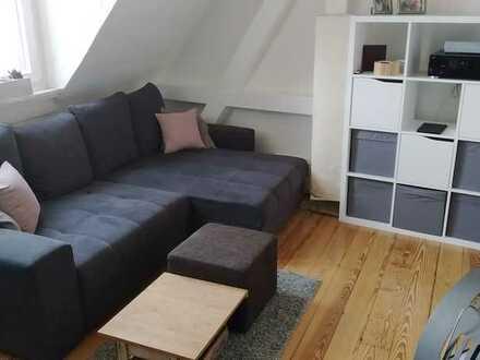 Ansprechende 2,5-Zimmer-Dachgeschosswohnung mit EBK in Pforzheim