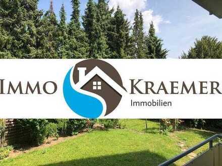 Großzügige 2 Zimmer-Wohnung mit Balkon in Wallstadt www.immo-kraemer.de