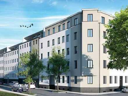 Erstbezug nach Sanierung, Klimaanlage, Balkon, Dachterrasse, HWR, Wanne & Dusche u.v.m.!