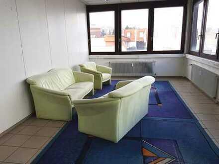 Große kostenoptimierte Büroflächen in Filderstadt-Plattenhardt zu vermieten