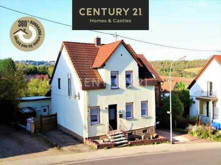 Attraktives Einfamilienhaus mit Garten und PV - Anlage in Merchweiler