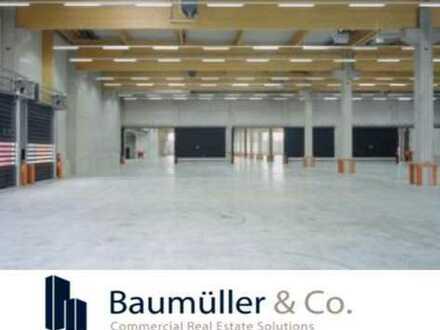 3.000 qm Lagerhalle in Mannheim