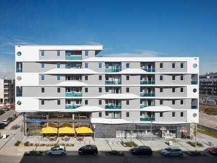 Stilvolle 2-Zimmer-Wohnung für Studenten, WG geeignet