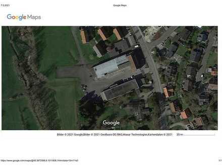 Produktions- /Lagerhalle in Mössingen 340 qm ebenerdig, mit 3 hellen Büros, WC, Küche/Aufenthalt