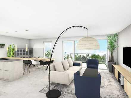 Gepflegtes Wohnen in großzügigen und hellen 4-Zimmern mit Terrasse im Grünen - Erstbezug!