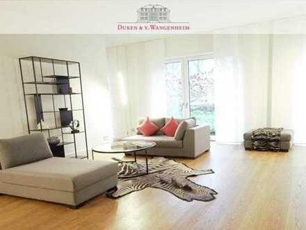 Herrschaftliches Wohnen am Englischen Garten. 3 Zimmerwohnung auf 150 m².