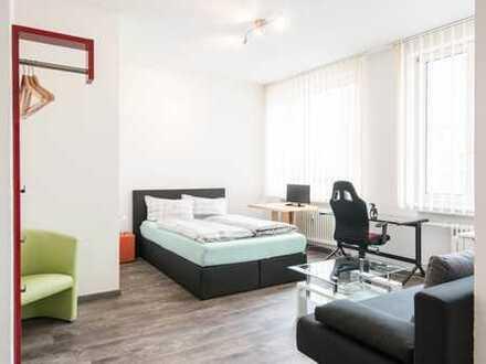 -RESERVIERT- 1-Zimmer-Apartment mit 26,37 m² Wohnfläche in gesuchter Innenstadtlage von Aalen