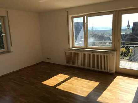 Vollständig renovierte 3-Zimmer-Erdgeschosswohnung mit Balkon in Markdorf