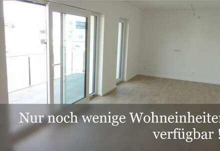 Wohnen in der Belle Etage - Erstbezug 4-Zimmer Neubauwohnung mit Sonnenbalkon - Sofortbezug möglich!