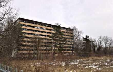 3-Zimmer-Wohnung in Unterschleißheim - neu renoviert - Erbbaurecht - provisionsfrei von privat