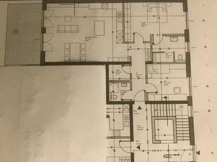 Erstbezug: 3-Zimmer-EG-Wohnung mit Terrase und Garten in Aschaffenburg-Obernau