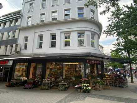 Schönes Büro in der Fußgängerzone Wuppertal-Elberfeld
