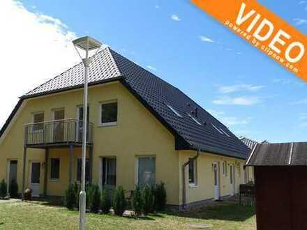 großzügige 3-Raum-Wohnung mit Balkon in Kölpinsee