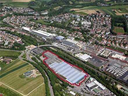 Industriepark Göppingen - ca. 1.000 m² Hallenfläche