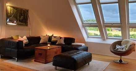 Wunderschöne 3,5 Zimmer Wohnung in top Lage mit Weitsicht in Leonberg Höfingen