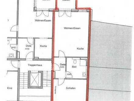 Erstbezug: exklusive 2-Zimmer-Wohnung mit Balkon in Troisdorf-Spich