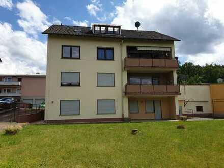 4 Zimmer Eigentumswohnung in Kreuzwertheim-Gemeindedinger – sehr gute, ruhige Wohnlage Lage