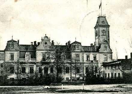 Schloss Wulkow bei Booßen