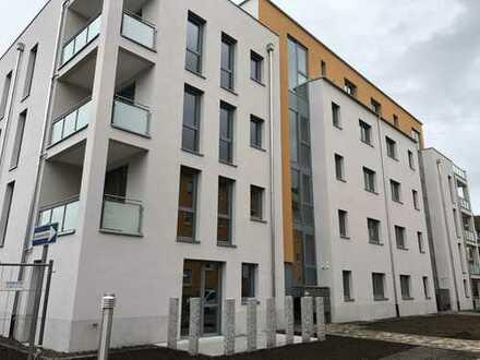 Erstbezug: stilvolle 2-Zimmer-Wohnung mit Balkon in Offenburg