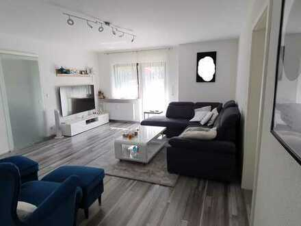 Große 2-Zimmer Wohnung mit Terrasse