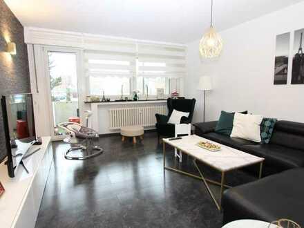 Komfortable Wohnung mit Balkon und Kellerraum