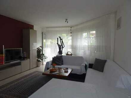 Gemütliche 2 Zimmer-Wohnung mit Terrasse