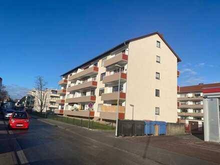 4 Zimmerwohnung mit EBK und 2 Balkone in zentrale Bestlage von Ginsheim-Gustavsburg