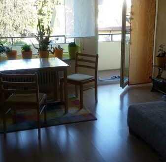 Gepflegte 2-Zimmer-Wohnung mit Balkon und EBK in Bad Dürrheim
