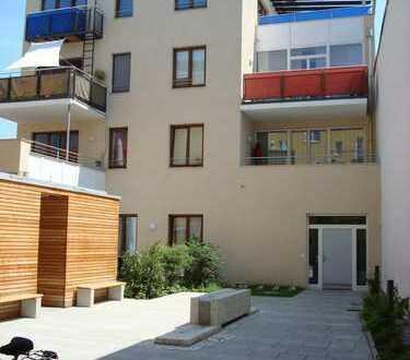 Ruhige Wohnung in der Innenstadt mit Bestausstattung