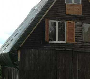 Bootshas -Doppelhaushälfte Schweriner Außensee