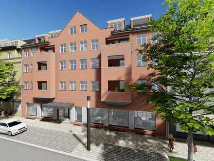 Neu sanierte Wohnung in bester Innenstadtlage mit Stellplatz in Tiefgarage