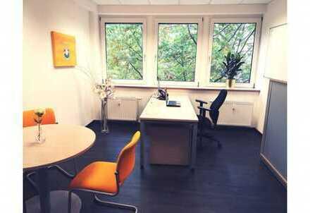 Voll möblierte Büroräume in Essen-Rüttenscheid