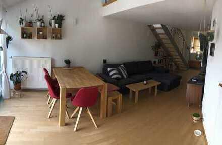 Helle 3-Zimmer Maisonette-Wohnung zu vermieten