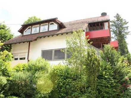 Zweifamilienhaus mit herrlichem Ausblick