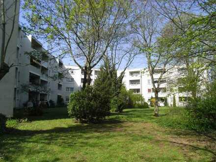 4-Zimmer-Wohnung in grüner Umgebung
