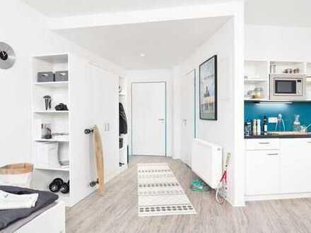 Ab Januar 2020! Gemütlich wohnlich! Möbliertes 1 Zimmer Apartment in Uninähe - H2F