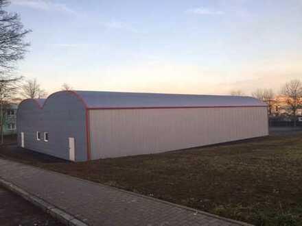 Lagerhalle ca. 650 m² direkt an der Autobahn A9
