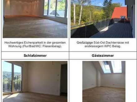 Exklusive Lage, neuwertige 3-Zimmer-Penthouse-Wohnung zu vermieten